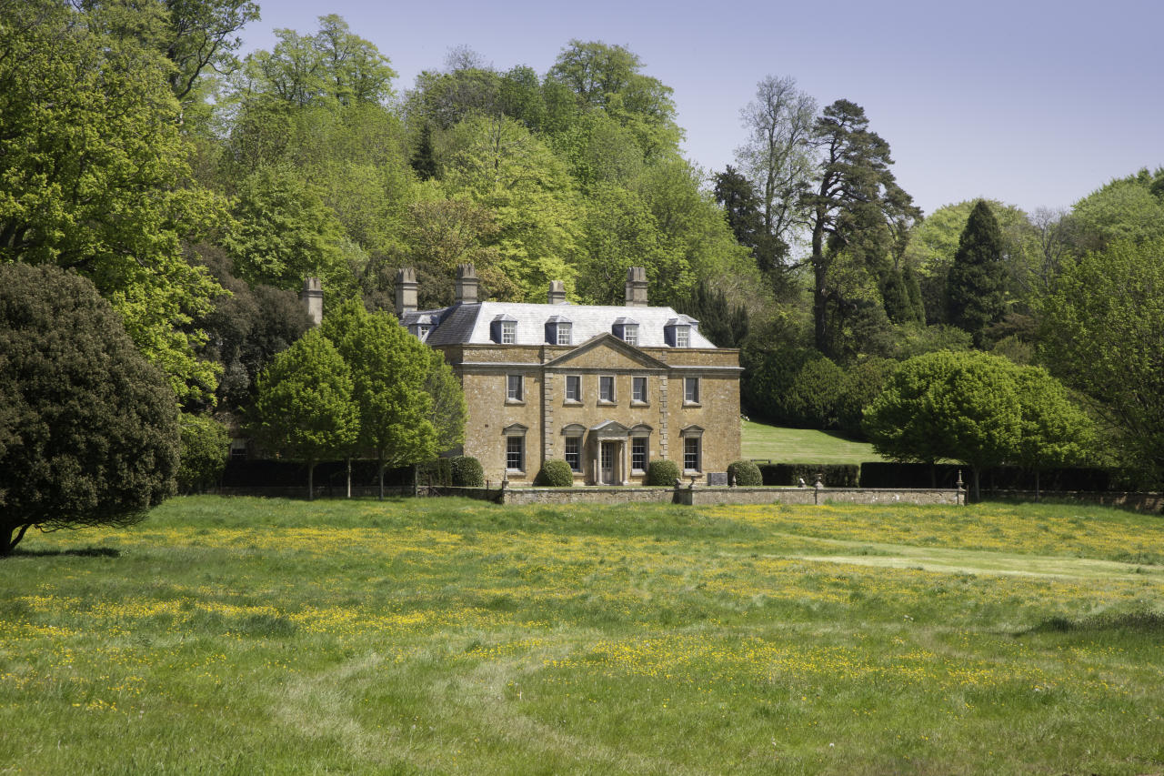 A Grade II Listed manor house at the heart of a magical diverse estate.