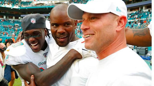Dolphins better, Bills worse since last time they met