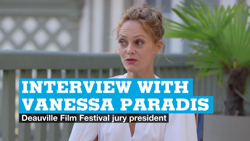 'Those films still give me shivers': Deauville jury head Vanessa Paradis talks to FRANCE 24