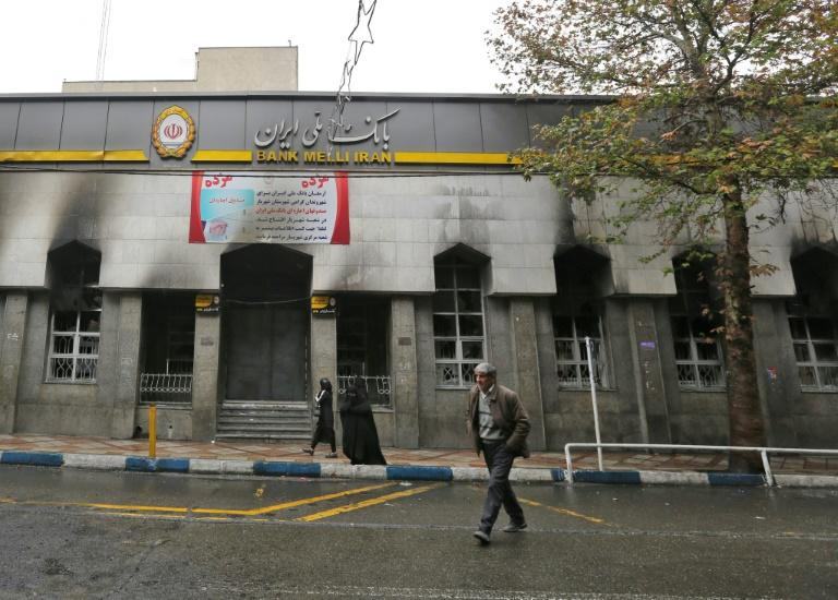 Iran has acknowledged making widespread arrests during last month's protests, in which many petrol stations and bank branches were torched, but it has given no overall figure