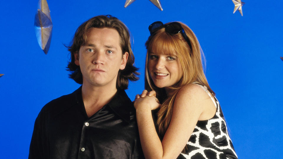 Sid Owen and Patsy Palmer were one of soapland's most beloved couples as Ricky and Bianca Butcher on 'EastEnders'. (Tim Roney/Getty Images)