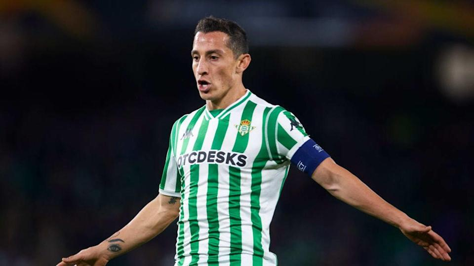 Real Betis v AC Milan - UEFA Europa League - Group F | Aitor Alcalde/Getty Images