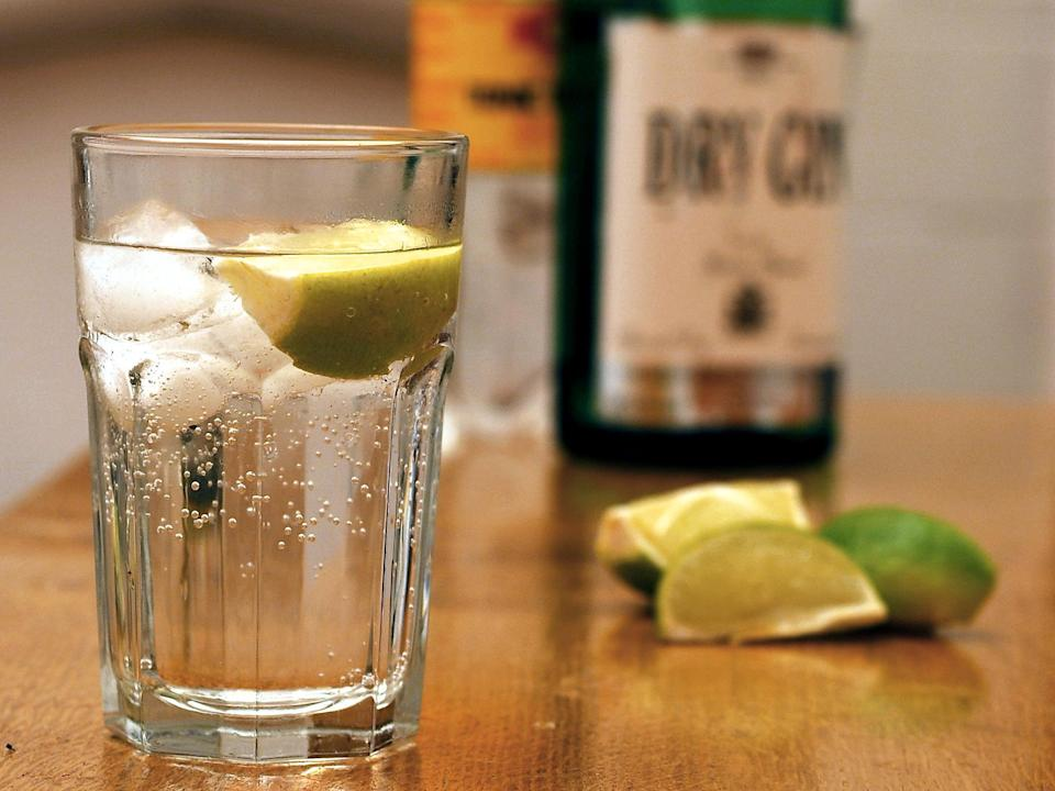 <p>Although not strictly adding years onto your life, gin can help you live to your full potential. It increases blood circulation and can aid with cardiovascular health by preventing clogged arteries.<br><i>[Photo: Getty]</i> </p>