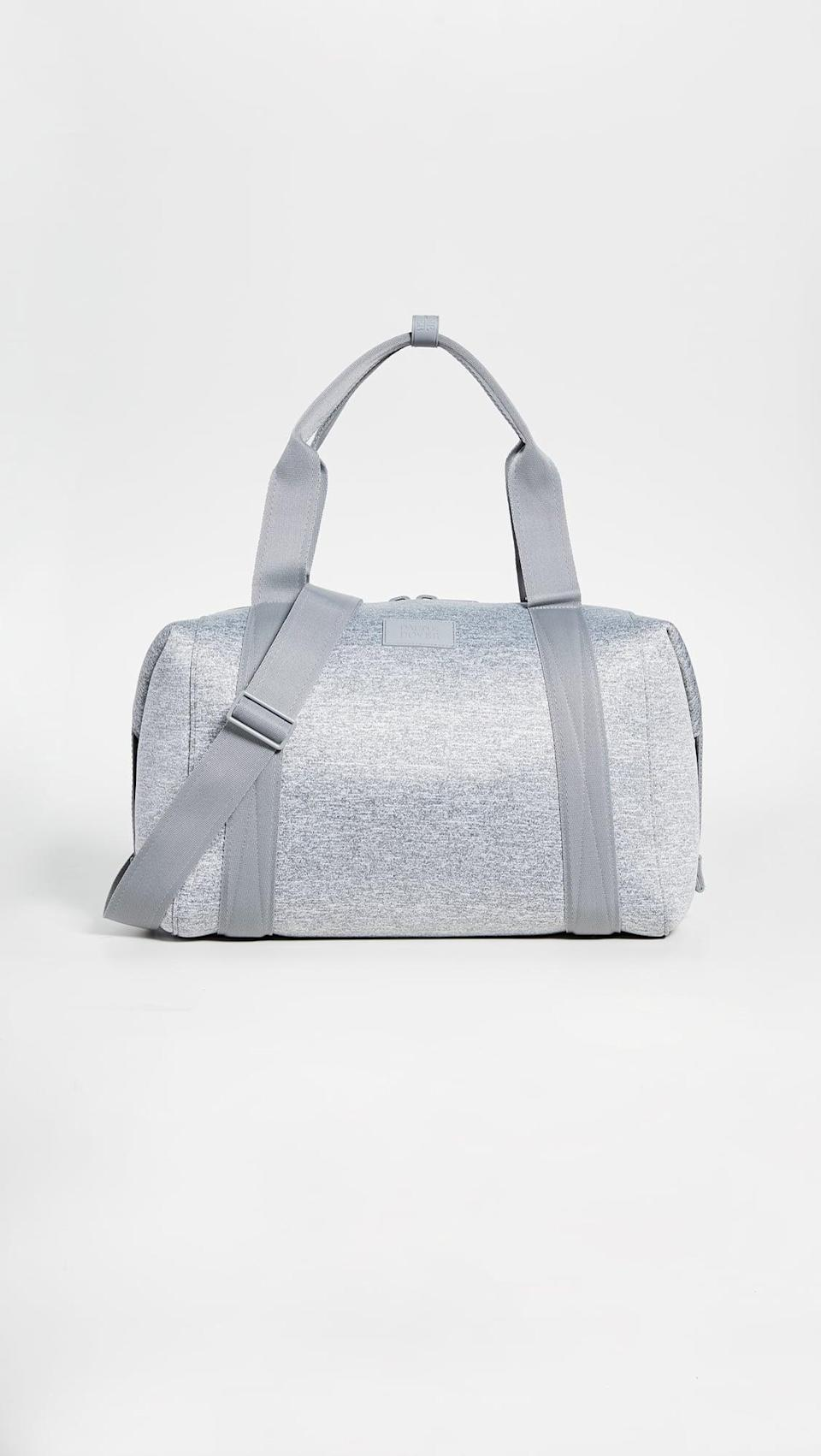 <p>This <span>Dagne Dover Landon Large Carryall</span> ($185) is great for weekend getaways.</p>