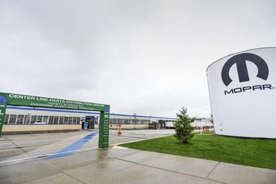 The Mopar Parts Distribution Center in Center Line, Michigan, earned Bronze status in FCA's World Class Logistics (WCL) methodology, making it the first FCA distribution unit in North America to reach an award level in the program.