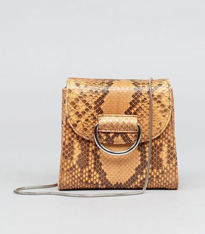 A small crossbody bag is perfect for date night.
