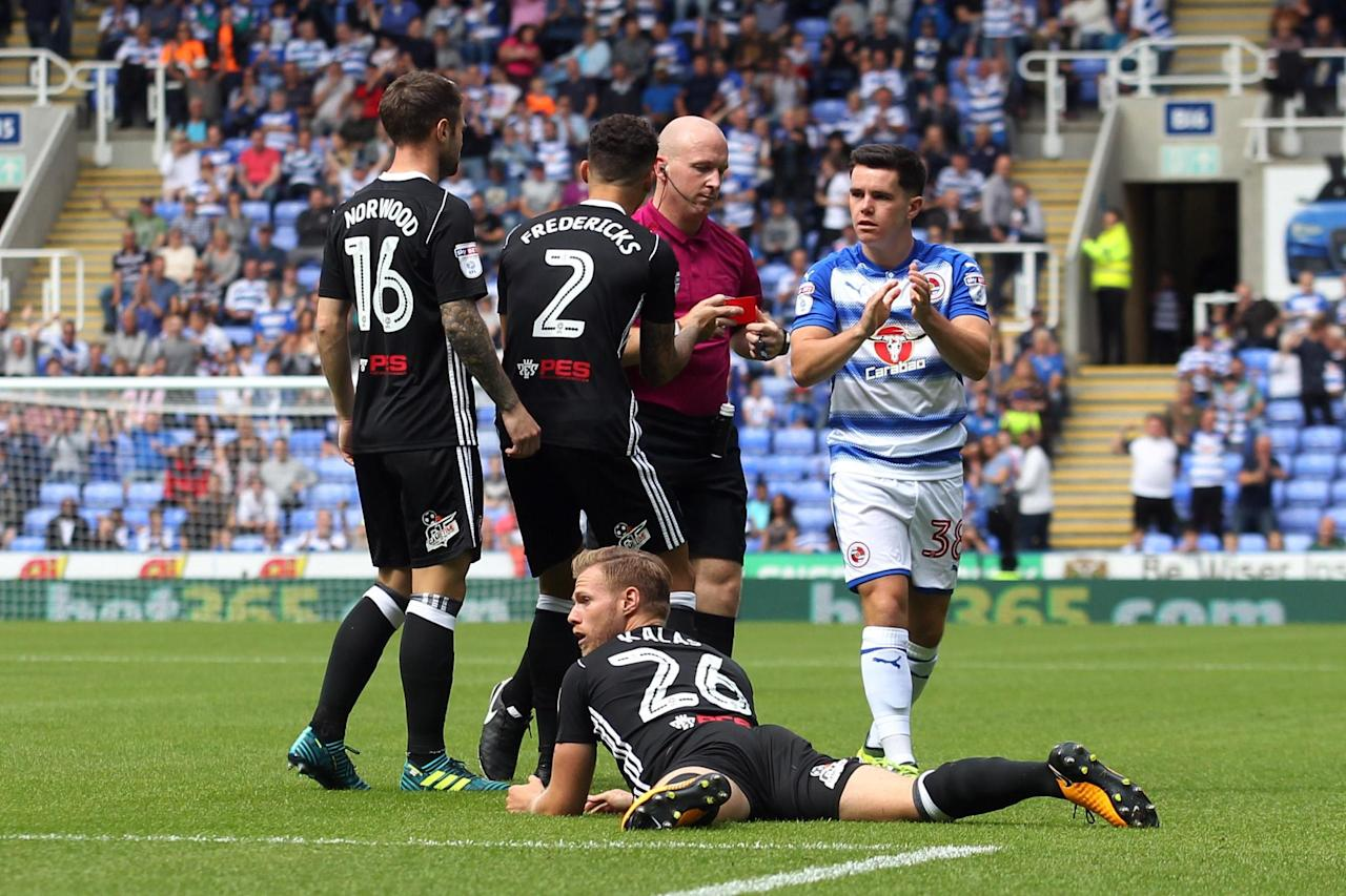 Slavisa Jokanovic hails 'great character' as Fulham draw at Reading despite Tomas Kalas red card after 30 seconds