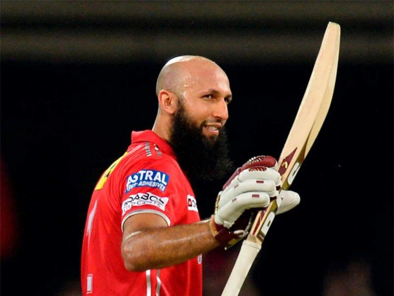 Hashim Amla played only 16 games for KXIP but makes t