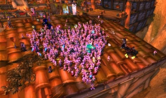 Running of the Gnomes.