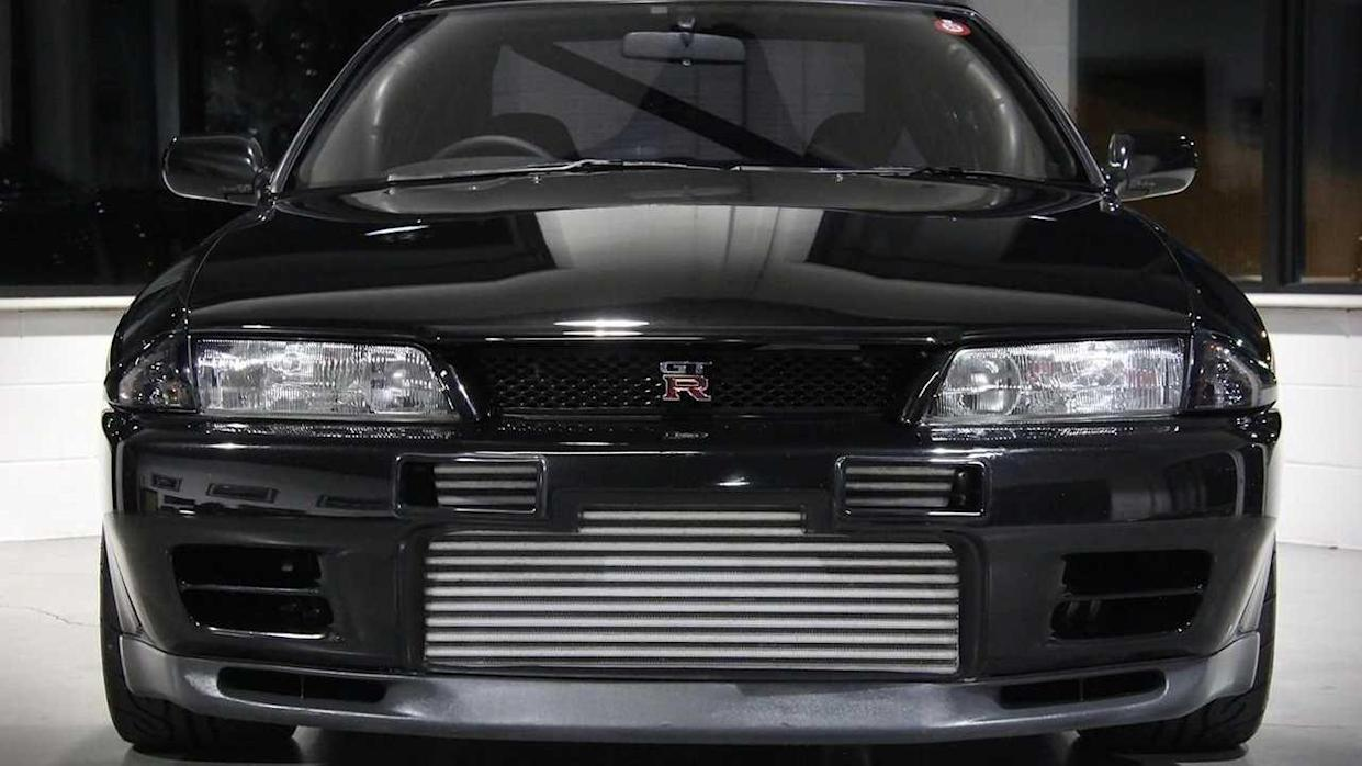 How Much Horsepower Does A Gtr Have >> Heavily Modified 1990 Nissan Skyline Gt R