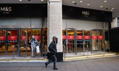 M&S to shut a total of 100 stores by 2022 as turnaround accelerates