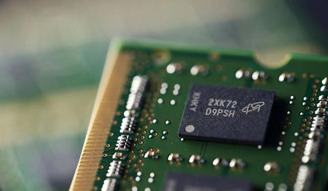 Financial bloggers say the company is trying to falsely present itself as a chip maker. Photo: SCMP Handout