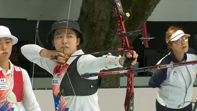 圖/翻攝自World Archery