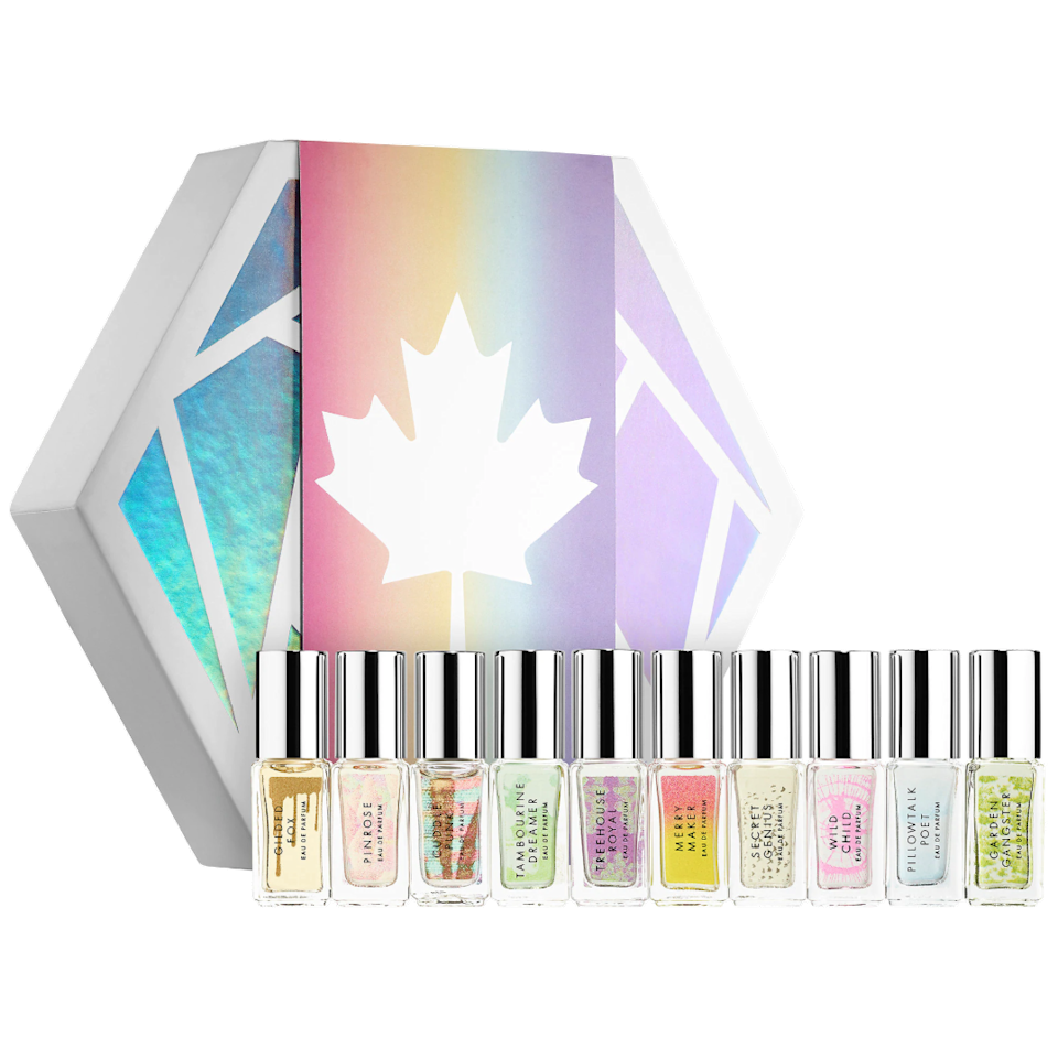 Pinrose Canada Day Collection