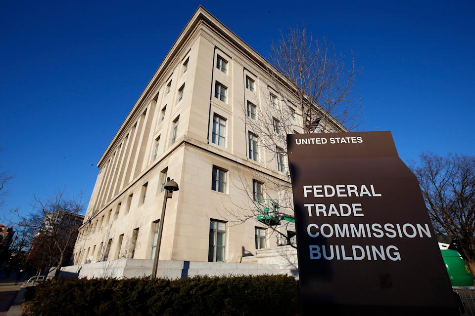 The Federal Trade Commission has urged businesses to do more to protect consumer privacy.