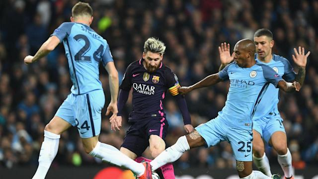 Lionel Messi will not be leaving Barcelona for Manchester City, according to the Premier League leaders' sporting director.