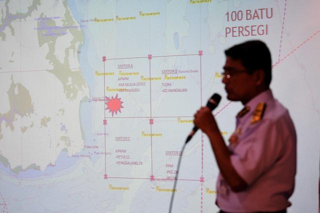 <p>Director General Malaysian Maritime Enforcement Agency (MMEA) Zulkifili Abu Bakar addresses members of the media at the Malaysian Maritime Headquarters in Putrajaya on Aug. 21, 2017, after the guided-missile destroyer USS John S. McCain collided with an oil tanker east of Singapore. (Photo: Manan Vatsyayana/AFP/Getty Images) </p>