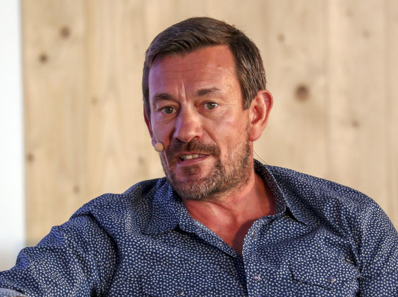 """File photo dated 01/0819 of SAS: Who Dares Wins star Ollie Ollerton, who has said he is embarking on """"a new path with no pain"""" after it was confirmed that he will not return for the next series."""