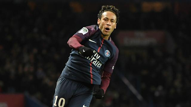 After scoring four and making two more in a rout of Dijon, Neymar earned an individual Ligue 1 accolade.