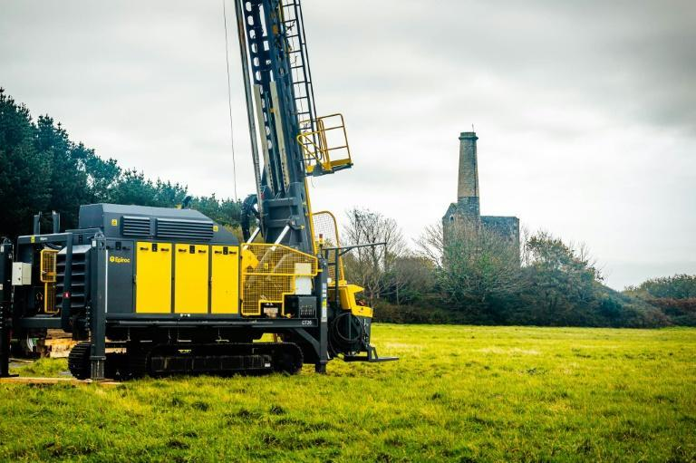 Cornish Lithium is at a testing stage to see if the metal can be produced commercially to meet growing demand from the electric car sector