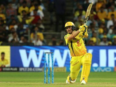 Shane Watson smashed an unbeaten 117 as Chennai Super Kings thrashed Sunrisers Hyderabad to win their third Indian Premier League title in a spectacular return from a two-year corruption ban.