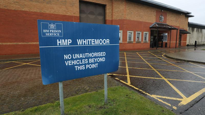 Counter-terror police probe after prison officer attacked at top security jail