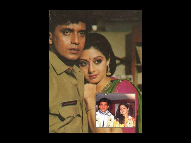 It was reported that Mithun and Sridevi had secretly got married and he had left his house to stay with her. However, the small twist in this tale came when Sridevi asked Mithun to officially marry her and divorce Yogita. But, Mithun was not ready for this! Reportedly, when Yogita tried to commit suicide, Mithun broke-off all his relations with Sridevi and came back to his wife. With this end, came a sudden news in the media that Sridevi and director Boney Kapoor have got married.