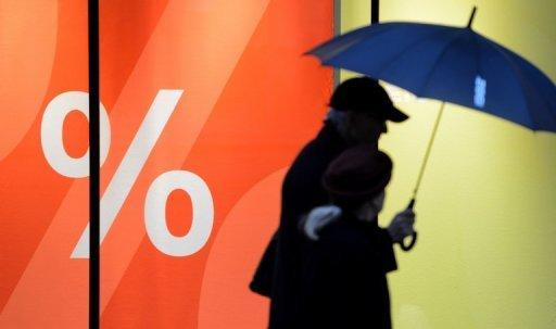 German retail sales drop as crisis hits consumers