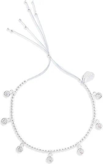 <p>Consider this <span>Estella Bartlett Charm Slide Bracelet</span> ($35) an adult alternative to that charm bracelet you always wore as a kid. (Psst . . this dainty style will pair nicely with your chunky sweaters.)</p>