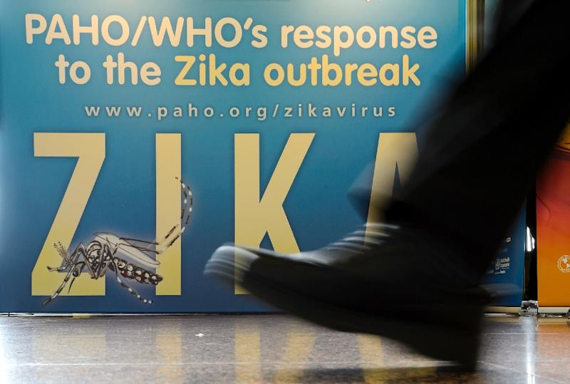 Zika, a virus typically carried by mosquitos, was first detected in El Salvador in November and 10,476 cases of infection have been recorded