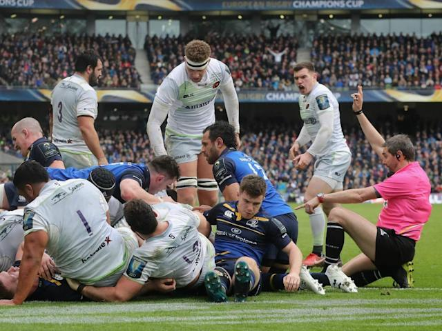 Mark McCall admits Six Nations impacted Saracens' defeat by Leinster as feel-good factor sweeps across Ireland