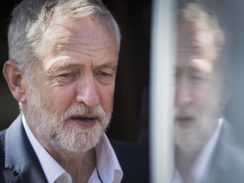 Conservative Party ramping-up its efforts to depict Corbyn as a threat to the security of the country: PA