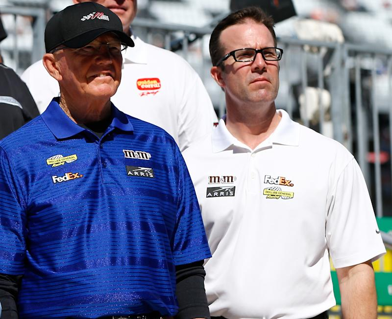 JD Gibbs, co-founder of Joe Gibbs Racing, dies at 49