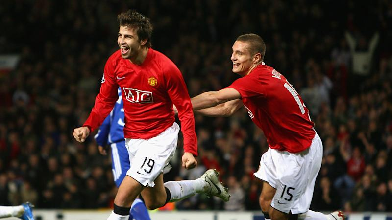 Pique: Man Utd spell made me the player I am