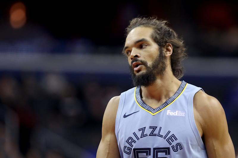 Joakim Noah is not the answer the Lakers sought when they set their sights on an NBA championship. (Getty)