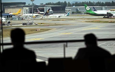 Planes have been grounded around the world - Credit: getty