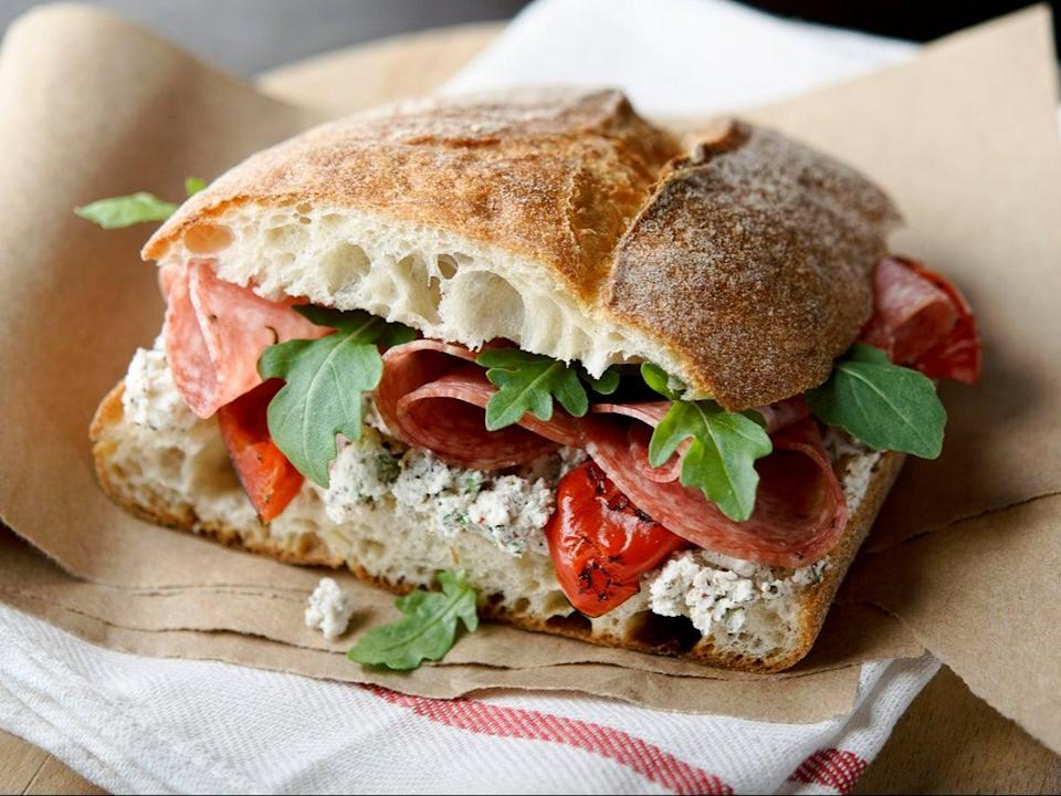 To construct a great sandwich, there are some rules that should be followed (Getty Images/iStockphoto)