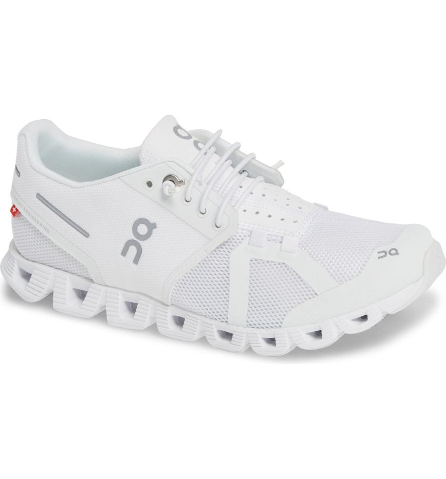 "<p>The <a href=""https://www.popsugar.com/buy/Running-Cloud-Running-Shoes-503498?p_name=On%20Running%20Cloud%20Running%20Shoes&retailer=shop.nordstrom.com&pid=503498&price=130&evar1=fit%3Auk&evar9=45595071&evar98=https%3A%2F%2Fwww.popsugar.com%2Ffitness%2Fphoto-gallery%2F45595071%2Fimage%2F46869233%2FOn-Running-Cloud-Running-Shoes&list1=shopping%2Csneakers%2Crunning%20shoes%2Cgift%20guide%2Cfitness%20gear&prop13=api&pdata=1"" rel=""nofollow"" data-shoppable-link=""1"" target=""_blank"" class=""ga-track"" data-ga-category=""Related"" data-ga-label=""https://shop.nordstrom.com/s/on-running-cloud-running-shoe-women/5139767?origin=category-personalizedsort&amp;breadcrumb=Home%2FWomen%2FShoes%2FSneakers%20%26%20Athletic%2FAthletic&amp;color=dustrose%2F%20mulberry"" data-ga-action=""In-Line Links"">On Running Cloud Running Shoes</a> ($130) have earned themselves a cult following recently. Everyone who tries them loves them. They provide a smooth, natural ride you'll be comfortable in all day long.</p>"