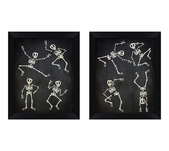 <p>Do these <span>Spooky Bones</span> ($69-$119) skeletons have better dance moves than you? Because they might beat me!</p>