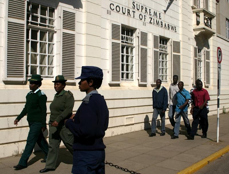 The Constitutional Court in Harare, Zimbabwe outlawed marriage for anyone under the age of 18 in a ruling hailed by activists as major progress towards ending child marriage