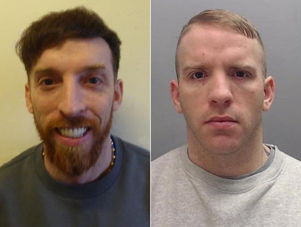 Brothers Leon, left, and Anthony Cullen, right, were jailed for a total of 50 years. (Reach)