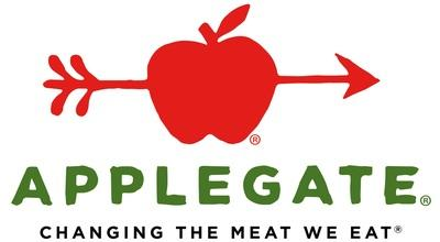 """Applegate, the nation's leading natural and organic meat brand, produces high-quality natural and organic hot dogs, bacon, sausages, deli meats, cheese and frozen products. We source our meat from family farms, where animals are treated with care and respect and are allowed to grow at their natural rate. That means no antibiotics and growth promotants. We believe this results in products that taste great and offer peace of mind, all part of our mission - """"Changing The Meat We Eat(R)."""" (PRNewsFoto/Applegate) (PRNewsfoto/Applegate)"""