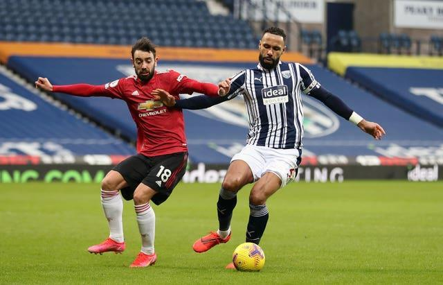 Kyle Bartley (right) was proud of his team's efforts