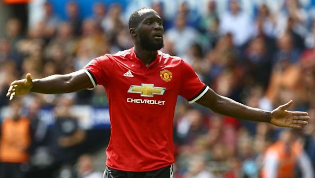 <p><strong>Opponents:</strong> West Ham, Swansea</p> <br><p>A week on from bagging a brace on his United Premier League debut against West Ham, which came five days after scoring on his competitive debut in the UEFA Super Cup, Lukaku scored the crucial second against Swansea that set the team on the way to another 4-0 win.</p>