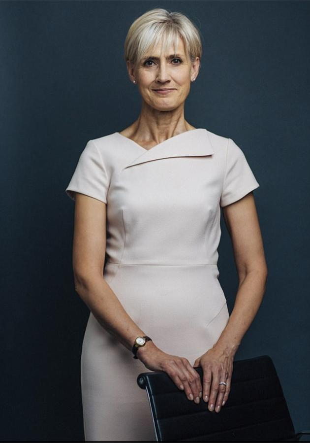 Catherine Quinn will join the staff at Buckingham Palace. Photo: Greg Funnell