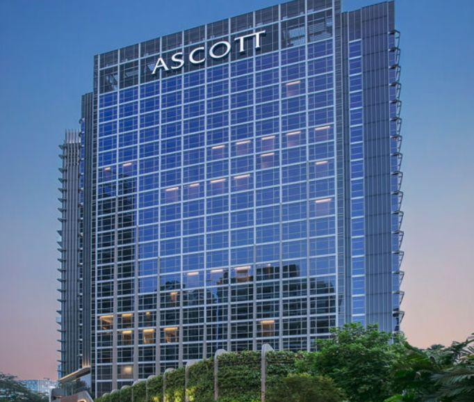 Ascott Orchard Singapore. (Photo: Ascott Residences Trust)