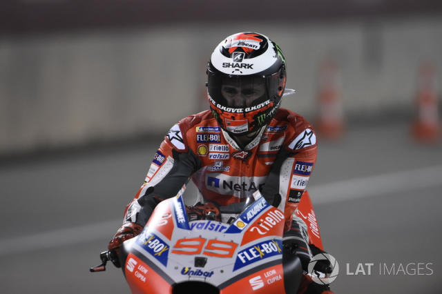"Jorge Lorenzo (Ducati Team) <span class=""copyright"">Gold and Goose / Motorsport Images</span>"