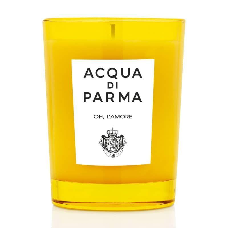"""<p>Acqua di Parma Oh L'Amore </p><p>£54</p><p>Libertylondon.com</p><p><a class=""""link rapid-noclick-resp"""" href=""""https://go.redirectingat.com?id=127X1599956&url=https%3A%2F%2Fwww.libertylondon.com%2Fuk%2Foh-lamore-candle-200g-000627765.html&sref=https%3A%2F%2Fwww.harpersbazaar.com%2Fuk%2Fbeauty%2Ffragrance%2Fg30698193%2Fbest-scented-candles%2F"""" rel=""""nofollow noopener"""" target=""""_blank"""" data-ylk=""""slk:SHOP NOW"""">SHOP NOW</a></p><p>Sweet, heady and entirely romantic, Acqua di Parma's Oh L'Amore scent is destined for cosy nights in. Warming rose, amber and musk combine to intoxicating effect. </p>"""