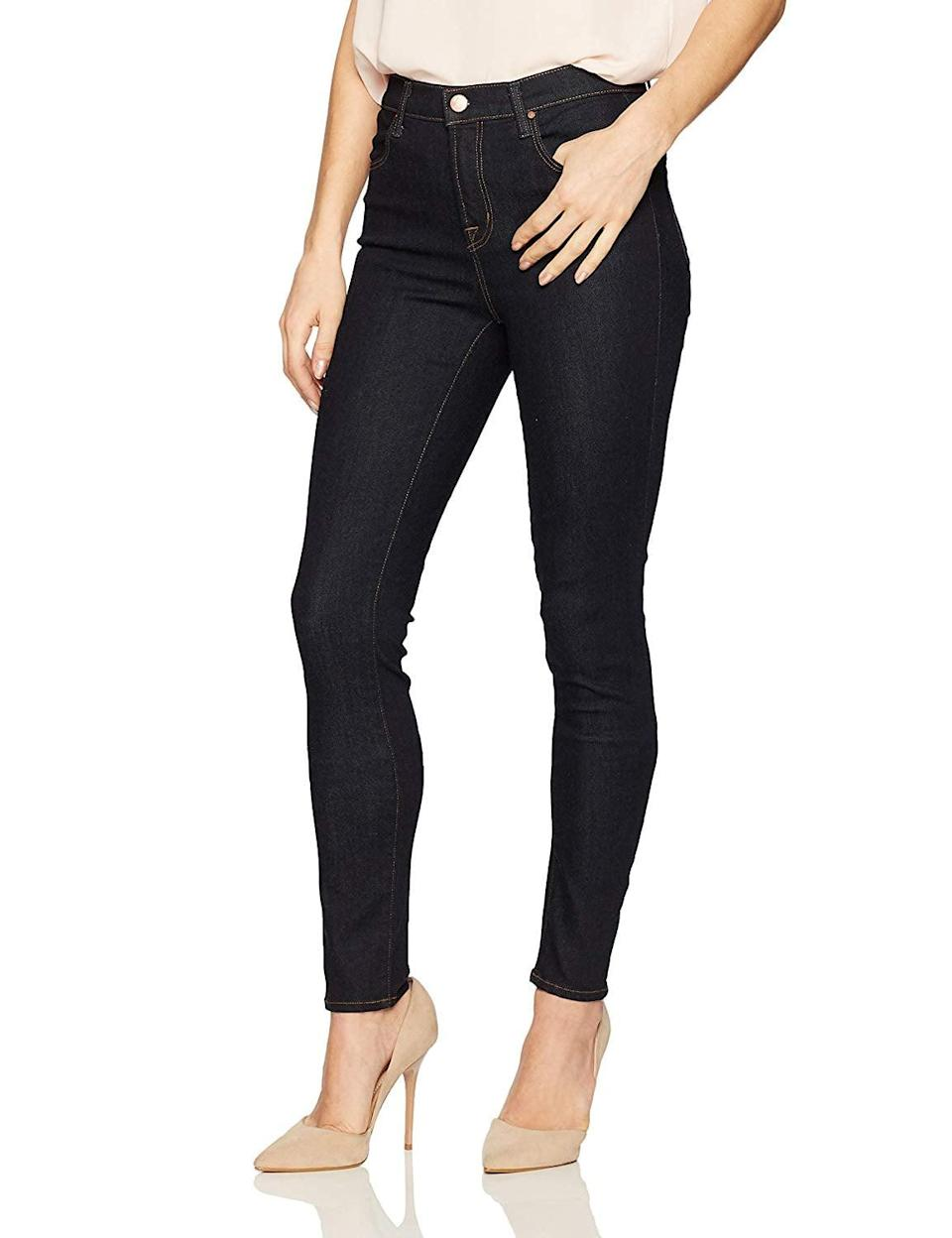 <p>Customers rave over these <span>J Brand Maria High Rise Skinny Jeans</span> ($188) that come in several different washes.</p>