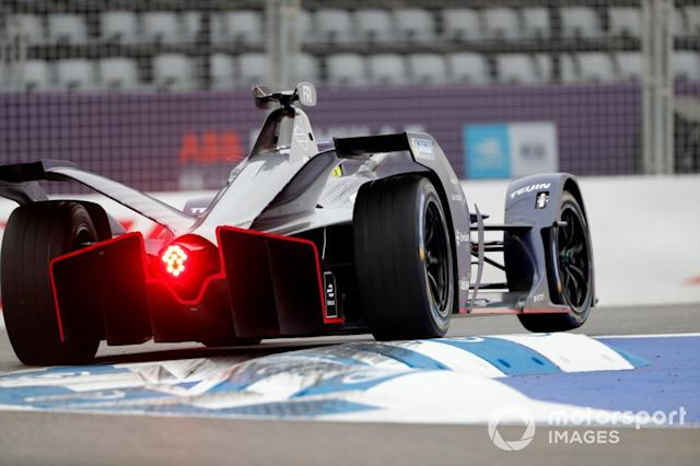 "Robin Frijns, Virgin Racing, Audi e-tron FE06 <span class=""copyright"">Sam Bloxham / Motorsport Images</span>"